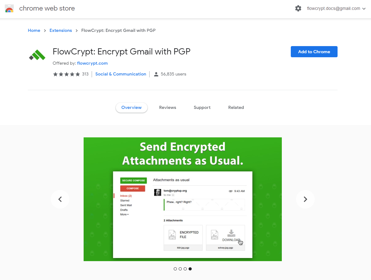 Installing FlowCrypt Browser Extension | FlowCrypt Docs